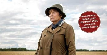 Vera Ein ganz spezieller Fall Staffel 8 DVD Kritik