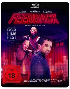 Feedback Sende oder stirb Blu-ray Kritik