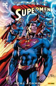 Superman Der Planet der Supermen von Neal Adams