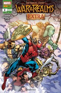 War of the Realms Extra Band 3 von Jason Aaron, Andrea Sorrentino, Sean Ryan, Nico Leon und Marco Failla Comickritik