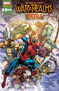 War of the Realms Extra Band 3 Spider-Man