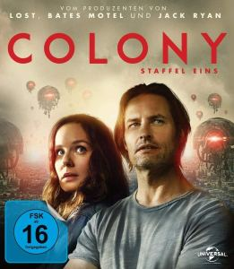 Colony Staffel 1 Blu-ray Kritik