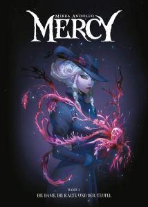 Mercy Band 1 Die Dame, die Kälte und der Teufel von Mirka Andolfo Comickritik
