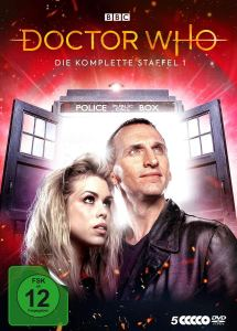 Doctor Who Die komplette Staffel 1 DVD Kritik