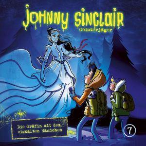 Johnny Sinclair Folge 7 Die Gräfin mit dem eiskalten Händchen Teil 1 Hörspielkritik