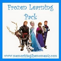 Friday Freebie Frozen Printables