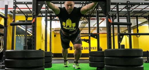 【十年之後】 @怪獸肌力及體能訓練中心