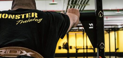 訓練相容性 @怪獸肌力及體能訓練中心