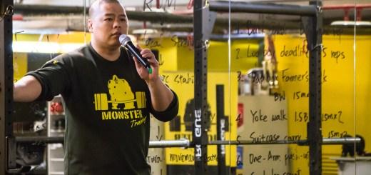 【改變正在開始】 @怪獸肌力及體能訓練中心
