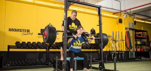 【選課指南:自由重量團體課】 @怪獸肌力及體能訓練中心