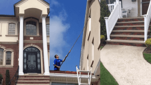 Pressure Washing & Soft Washing in Belle Harbor, Queens by Monster Wash