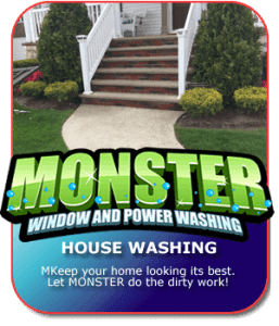 House Washing Queens, New York by Monster Wash