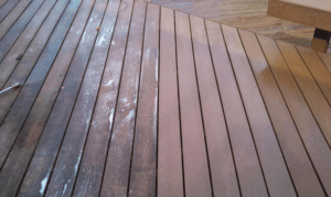 Deck Cleaning in New York City by Monster Wash