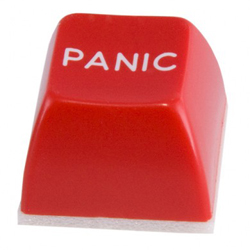 Image result for do not panic button computers