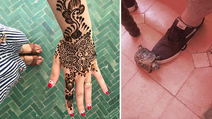Que-hacer-Marrakech-henna