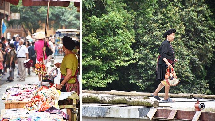 Cómo-visitar-arrozales-Longji-pueblo-2