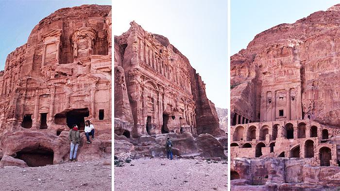 Que-ver-Petra-tumbas-reales