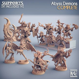 Abyss Daemons