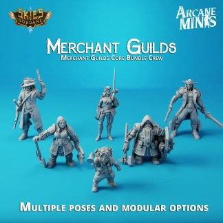 Merchant Guild Core Crew