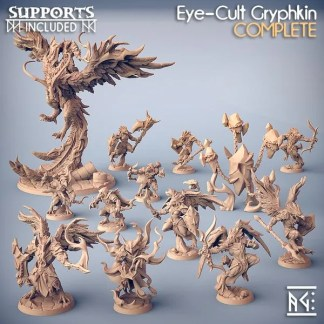 Eye-Cult Gryphkin