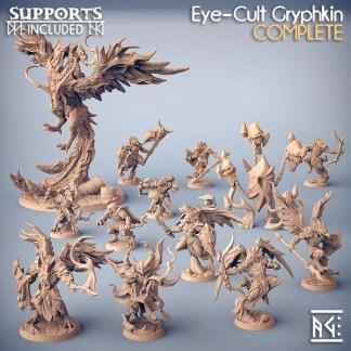 Eye-Cult Gryphkin
