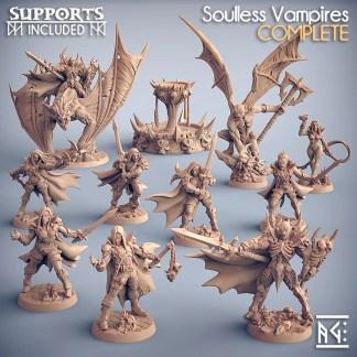 Soulless Vampires