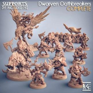 Dwarven Oathbreakers