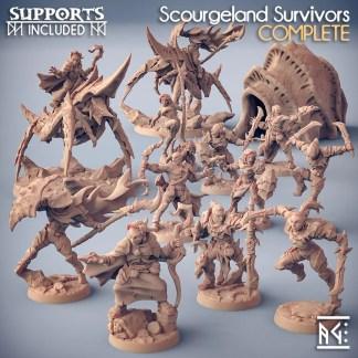 Scourgeland Survivors