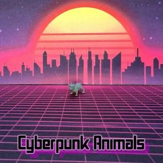 Cyberpunk Animals