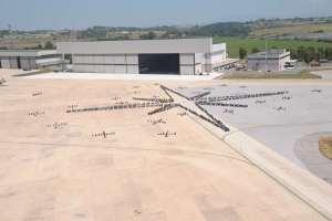 Hangar di pratica di mare