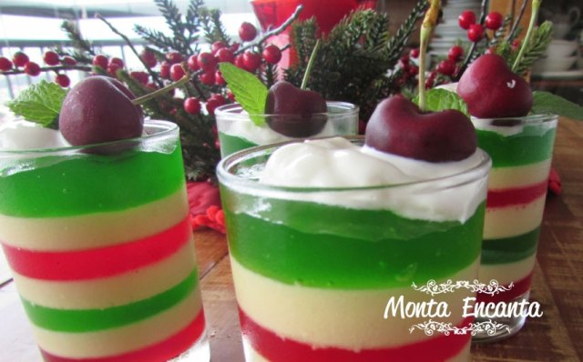 gelatina natal monta encanta6