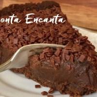 Torta de Brigadeiro rapidinha de fazer e deliciosa!