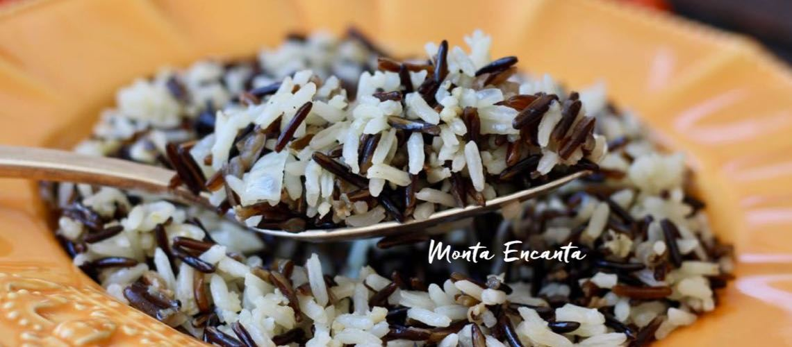 arroz selvagem