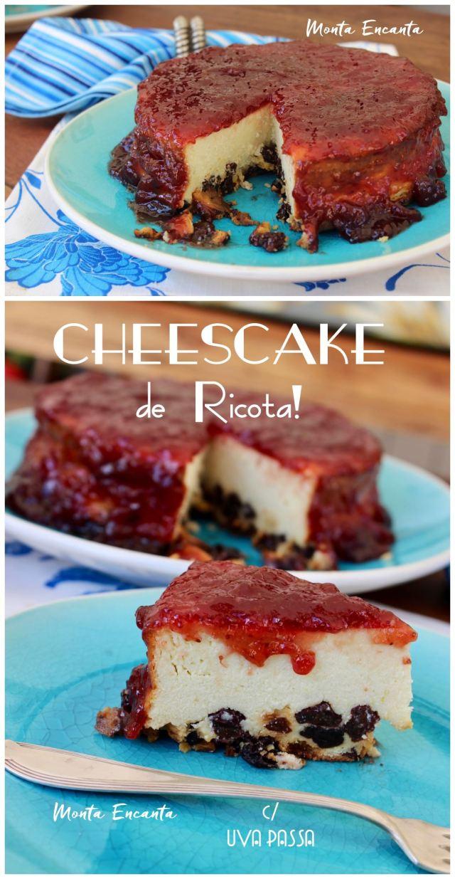 cheesecake de ricota
