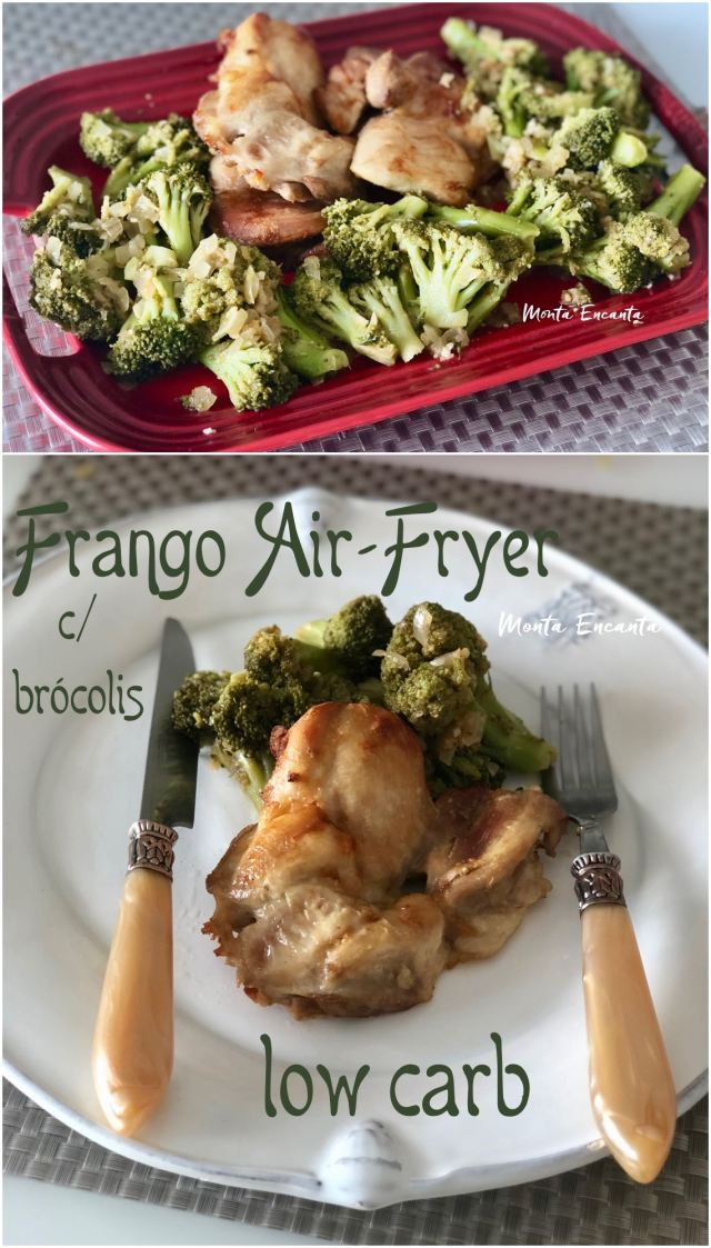frango na air fryer