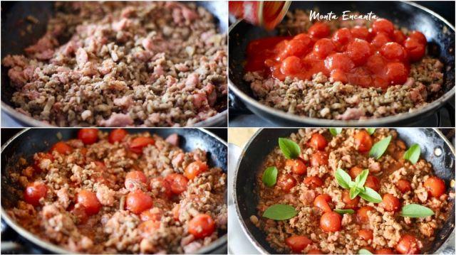 molho a bolonhesa de tomate sweet