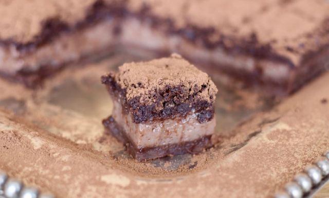 Bolo Mágico de Chocolate