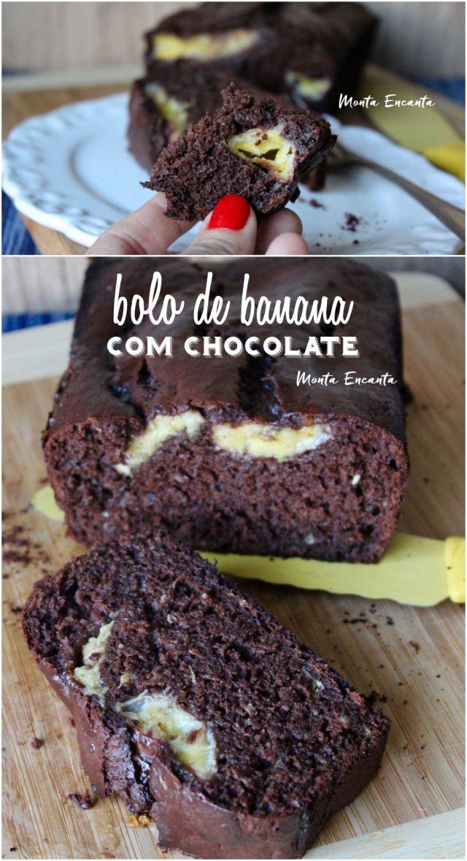 bolo-de-banana-com-chocolate