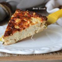 Torta low carb de palmito, sem glúten e é fácil de fazer!