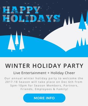 Winter Holiday Party | Montage Mountain | Craft Brew