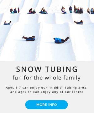 Snow Tubing Montage Mountain | Poconos | Pennsylvania | Snowtubing