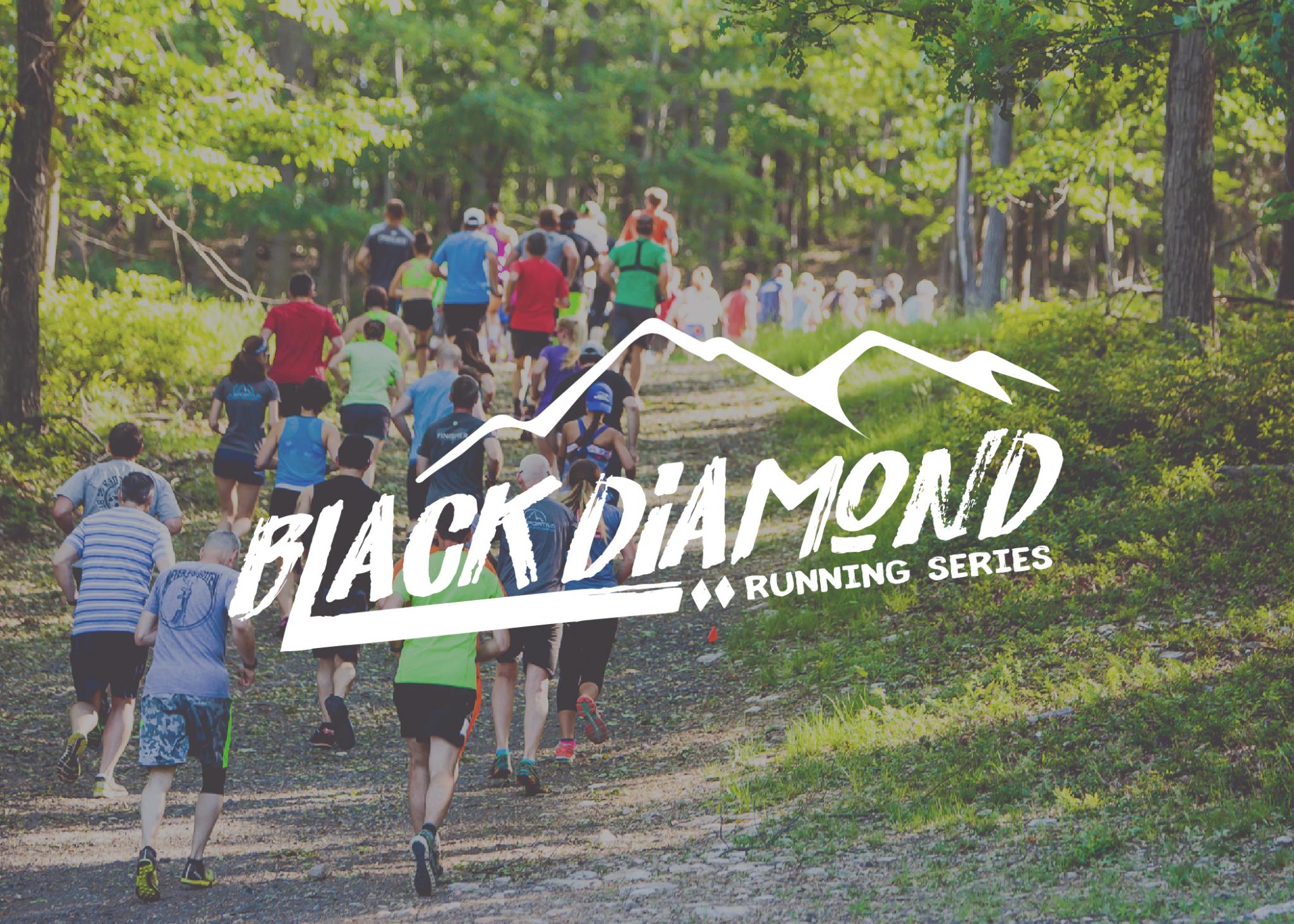 black diamond running series   montage mountain   scranton running co