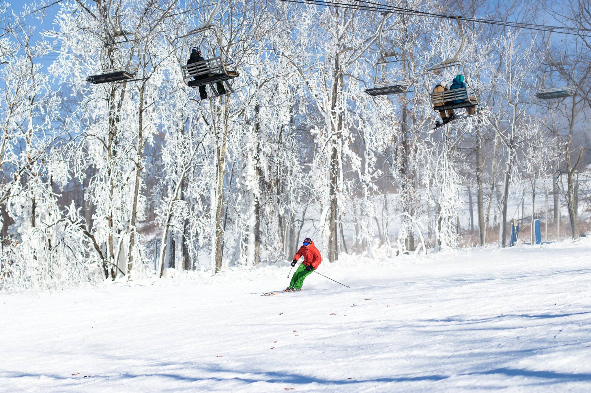Skiing in the Poconos   Snow Report   Montage Mountain ...