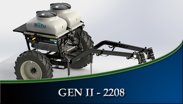 GEN II Fertilizer Unit