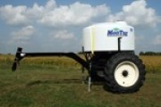 1200-gallon tank with cart