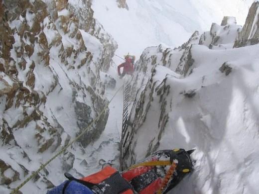 camino bill, k2, alpinismo