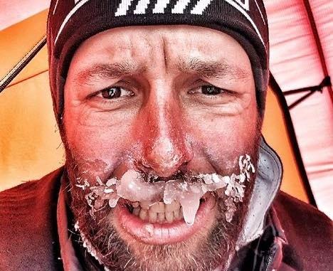 Antarctica Extreme, Danilo Callegari, Polo Sud geografico, Antartide