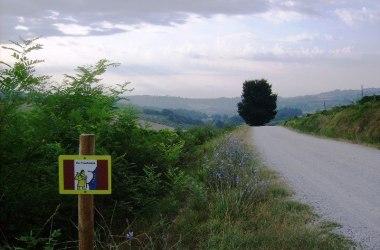 via Francigena, Italia, Unesco, patrimonio Unesco, pellegrinaggio, itinerario, slow tourism