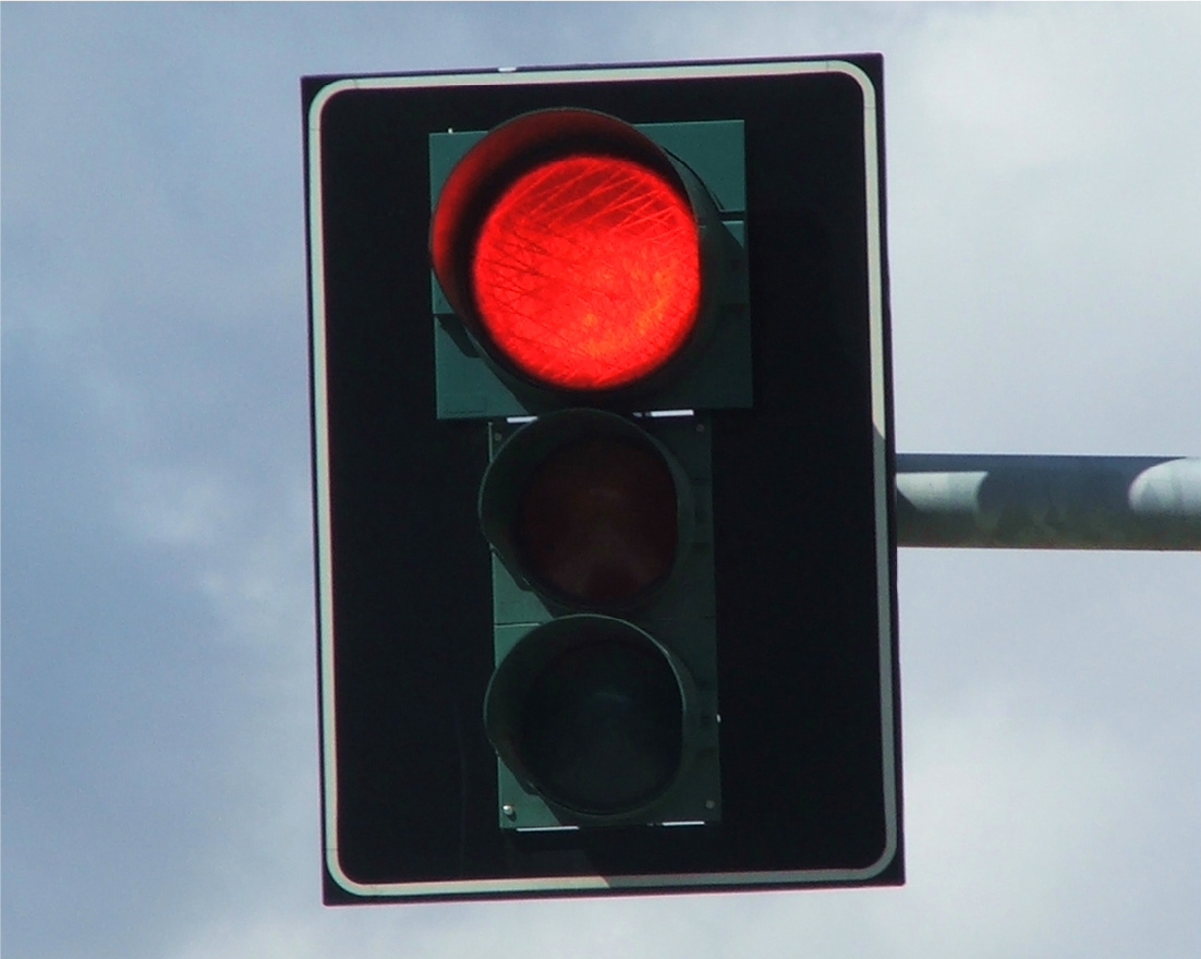 For Whom The Red Light Turns