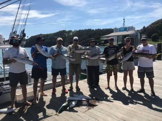 narooma fishing charter gallery 2
